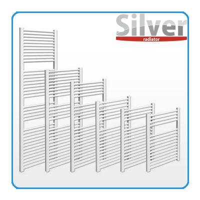 Silver törölközőszárító radiátor