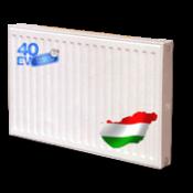 Dunaferr LUX-N acéllemez lapradiátor