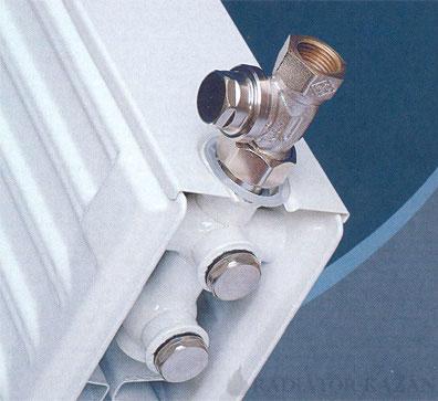 Dunaferr LUX UNI 22K 900x1100 radiátor balos