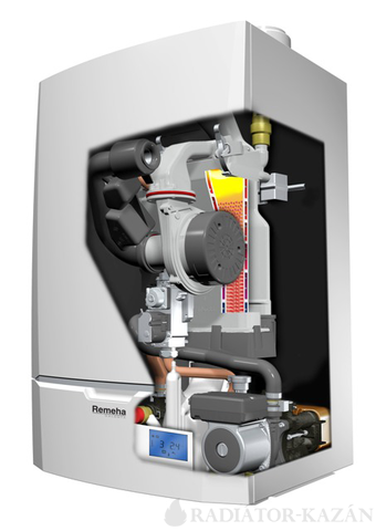 Remeha Calenta 25S+ EU ERP fűtő kondenzációs gázkazán