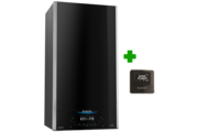 Ariston Alteas One Net 24 kombi kondenzációs fali gázkazán WiFi + CUBE szobatermosztát EU-ERP